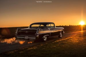 1957 Cadillac Series 62 - Shot 3 by AmericanMuscle