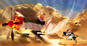 barnstormer by snitch-was-here