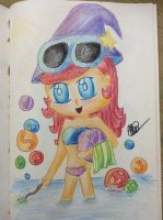 The Witch on a Vacation by Bin6151