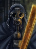 Steampunk Vader by Caveatscoti