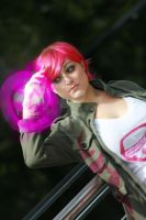 Abigail [Fetch] Walker - Infamous: Second Son by AngelShadou