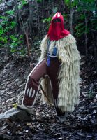 Ashitaka from Mononoke Hime Cosplay by Reneks
