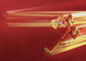 The FLASH Kid by marespro13
