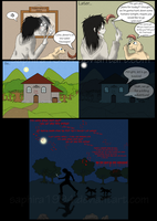 Adventures With Jeff The Killer - PAGE 3 by Sapphiresenthiss