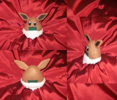 Pokelith - Eevee by merlinemrys