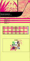 Pink and Yellow CSS by antiangelemogirl