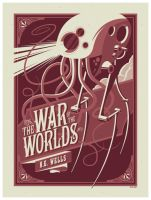 the war of the worlds by strongstuff