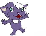 Vivian The cat by shadowlover40