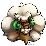 Whimsicott by ChiakiNeko