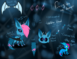 New Fixxy Reference 2014 by CyanStorm
