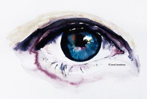 Eye by ScenicSarah