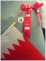 On Bahrain National Day by iAiisha