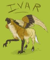 Introducing Ivar by Feralhound07