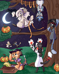 Decoration for Halloween by lalacat2000