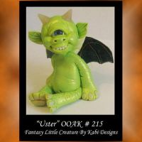 Uster Fantasy Little Creature by KabiDesigns
