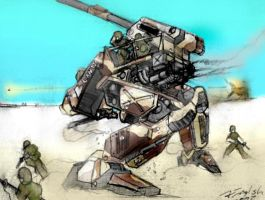 Gear Jammer - Heavy by Travis-English