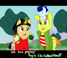 Ed and Edd went to Brony Fan Fair by ATRSAWoGMLPfan