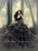 *belle of the forest* by BellaDreamArt