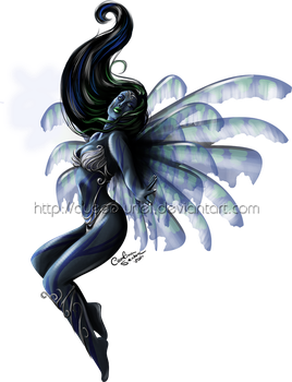 A Fairy in a Mermaid Way by Queen-Uriel