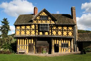 Stokesay Castle 15 by GothicBohemianStock