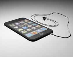 iPod Touch 2 by showhbk