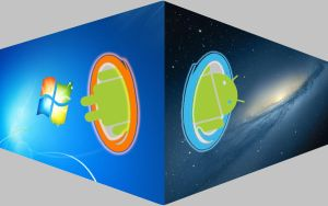 Android Portals from Windows to Apple by LindsayCookie