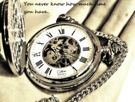 You never know... by MayasAdventures