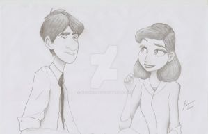 Paperman by Cesk89