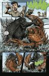 Godzilla Rulers of Earth #18 pg 4 by KaijuSamurai