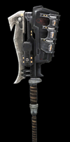 Gravity Hammer - Type 2 by Seargent-Demolisher