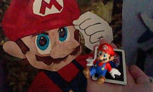 My 1st Picture taken on my 3DS by thegamemaster27