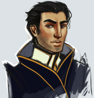 Young Blackwall by xLacie