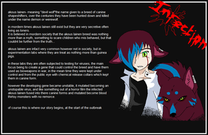 infection page 1 introduction by reaper-neko