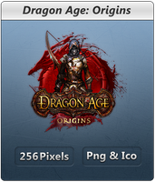 Dragon Age Origins - Icon by Crussong