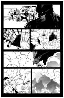 Batman: Arkham Origins Week 7 Page 119 by druje