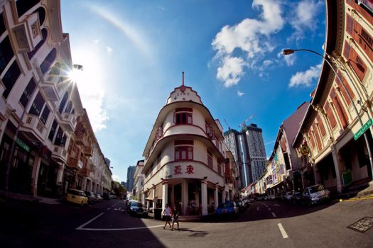 Not 1939 Singapore Obviously by archlover
