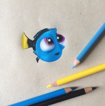 Baby Dory! by Mila076