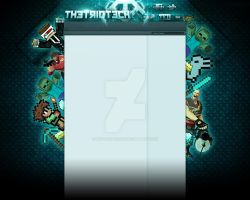 TheTrioTech - YouTube Background by BstonesDesigns