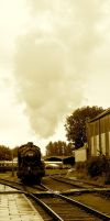 Didcot Junction Photoshoot 2 by kizgoth