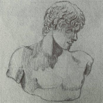 Antinous by ElisabethLangton