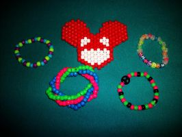 My Kandi Trades: Thus Far by JamieKins1126