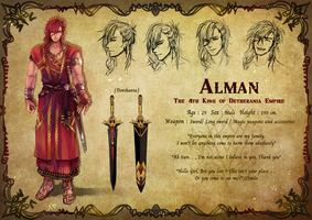 Alman by Devil-Nutto