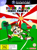 Super Mario Cross Country by mango-boi-kuraigu