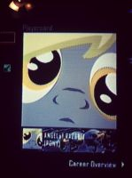 Call of Duty Black Ops 2 Close-Up Derpy emblem! by theANGELofRAZGRIZ