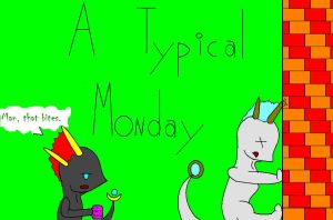 A Typical Monday... by ripplecloud