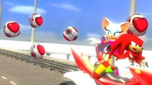 Knuckles and Rouge: Sonic All Stars Double Dash! by RobotHobo64