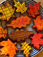 Fall Cookies by C-Fergie