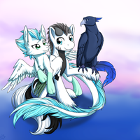 Commissions: Aichibo by NothingSpecialx9