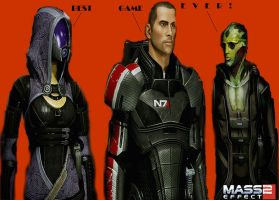 Mass Effect 2 is the Best game by antihero276