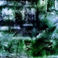 Xcell Brush Set 3 by xcellcior